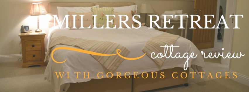 Millers Retreat Header