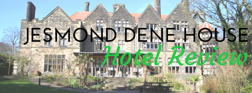 Jesmond Dene House Header